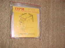 HO scale Design Preservation Models (DPM) Kit #101 KELLY'S SALOON