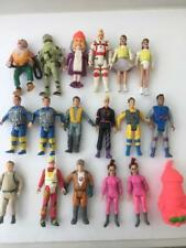 Vintage Ghostbusters Action Figures Lot 18 Figures