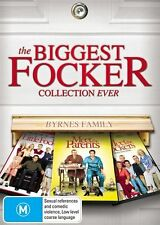 Comedy Family Box Set DVDs & Blu-ray Discs