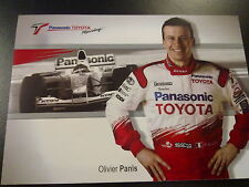 Panasonic Toyota F1 Team 2004 #17  Olivier Panis
