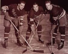 Hextall, Watson, & Patrick - Rangers, 8x10 B&W Photo