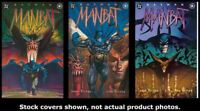 Batman: Manbat 1 2 3 Complete Set Run Lot 1-3 VF/NM