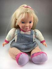 Vintage 1997 Baby Geniuses Girl Doll Electronic Talking