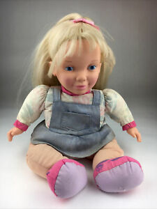 Vintage 1997 Baby Geniuses Girl Doll Electronic Talking