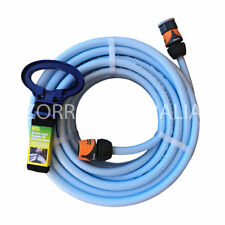 NEW Caravan Drinking Water Hose 12mm 15 mt with set of Holman Fittings & Carrier
