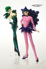 Catzi and Prizma Sailor Moon Hand Painted Resin Yetiart Figure Pre-order