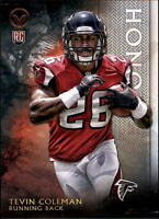 2015 TOPPS VALOR HONOR #176 TEVIN COLEMAN