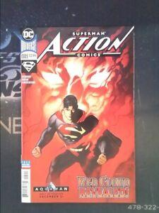 Action Comics #1005 (DC, 2019) VF/NM 9.0 (7898)