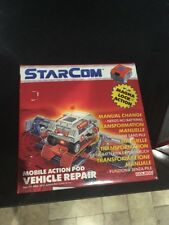 Starcom Vehicle Repair Mobile Action Pod, MISB, Factory Sealed, case fresh