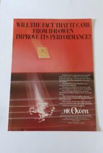HR Owen Ferrari Dealer Advert from 1984