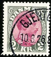 Denmark Stamps # 129 Superb Used