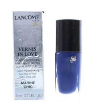 Lancome uñas en el amor Brillo Brillo Esmalte de Uñas 6ml Marina 555 Chic