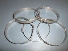 New listing Oetiker Ear Clamp Set of 12 Pieces Mechanical Interlock New Oetiker Ear Clamps-g