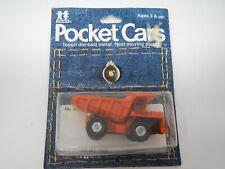 Tomy Tomica Pocket Cars Dump Truck No. 35-59 (1)