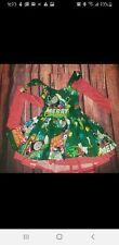 Thomas The Train Girls Dress 2t Custom