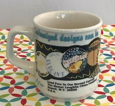 Homer Laughlin China Advertising Mug HLC Ad Coffee Mug