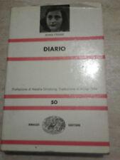 Anna Frank - DIARIO - 1974 - Einaudi - Natalia Ginzburg