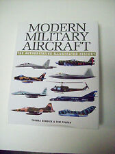 MODERN MILITARY AIRCRAFT THOMAS NEWDICK & TOM COOPER 2013