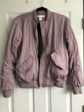 04862f7d0 H&M Bomber Coats & Jackets for Women for sale | eBay