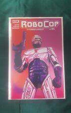 Robocop Citizens Arrest #1 Comic Book 2018 - Boom