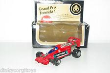 MC TOY FORMULA 1 RACING CAR BRABHAM BT 46 ALFA ROMEO PARMALAT MINT BOXED
