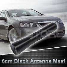6cm Black Stubby Sting Antenna Aerial Car Radio FM/AM Signal Reception Mast OZ