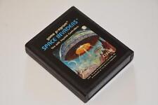 Atari 2600 ~ Space Invaders ~ CX2632 (black label) ~ Cartridge