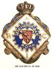 Roma S.P.Q.R. Reale Automobile Club d'Italia distintivo di appartenenza