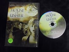 "USED DVD Movie  ""House Of Usher ""  (G)"