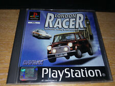 London Racer for Sony PlayStation (PS1) - Complete / VGC