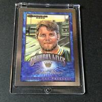 BRETT FAVRE 2000 DONRUSS #GK-4 GRIDIRON KINGS FOIL INSERT CARD #'D /2500 PACKERS