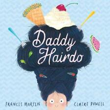 Daddy Hairdo, Martin, Francis, New, Book