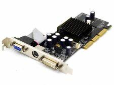 Club 3D CGN-348ATVD Nvidia GeForce FX5200 128MB DDR DVI Computer AGP Grafikkarte