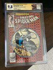 The Amazing Spider-Man #300 Cgc 9.8 SS 5x — One Of A Kind! Hot! 1st Venom