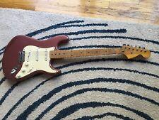 Vintage Stratocaster Electric Guitar Partscaster