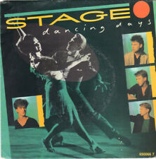 Stage* ‎– Dancing Days -  45 RPM