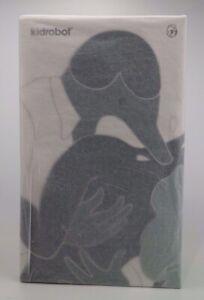 """Parra X Kidrobot Pierced Shades of Grey Gray 10"""" vinyl NEW & SEALED 2013"""