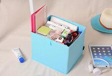 3-Pc Set! Large Foldable Closet Drawer Storage Organizer Box Container Organiser