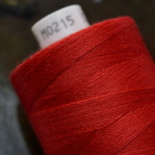 3x400m Super Poly Spun 100% Polyester Sewing Thread Reels