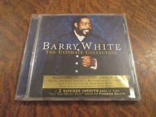 cd album BARRY WHITE the ultimate collection