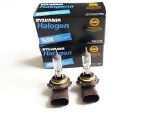 2 x HB4 9006 Sylvania Standard Halogen Headlight Car Fog Light Bulb Lamp 12V 51W
