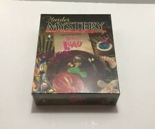 Murder Mystery Party Lethal Luau Dinner Game Bepuzzled 2003 New Sealed