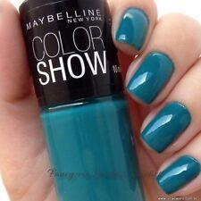 Maybelline Colour Show Nail Polish - 7 Ml Urban Turquoise