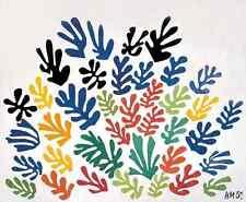 Henri Matisse La Gerbe A4 Photo Print