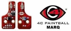 Bob Long 4C Eye Upgrade: Marq Series 4 eyes LASER