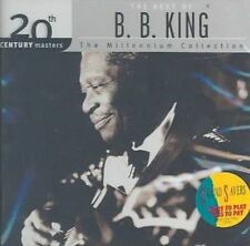 NEW 20th Century Masters: The Best Of B.B. King - The Millennium Collection