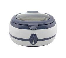 Ultrasonic Cleaner Machine for Jewelry Eyeglass Ring Coins Denture 600ml 220V H