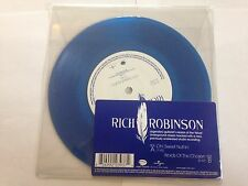 "Rich Robinson ""OH! SWEET NUTHIN"" 7"" Blue Single 2015 BLACK FRIDAY RSD VINYL"