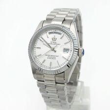 Steel Bagelsport Automatic Mechanical Water Resistant Mens Sport Wrist Watch New