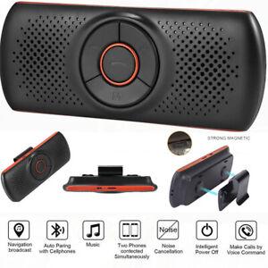 Kfz Bluetooth Freisprecheinrichtung Auto Freisprecheinrichtung Visier Car Kit DE